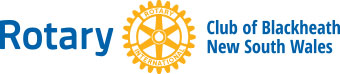 Rotary Club of Blackheath